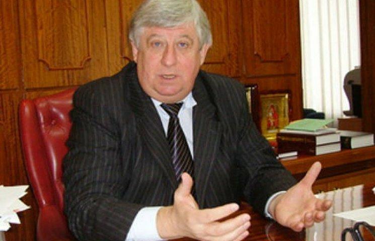 Заместитель генерального прокурора Украины Виктор Шокин