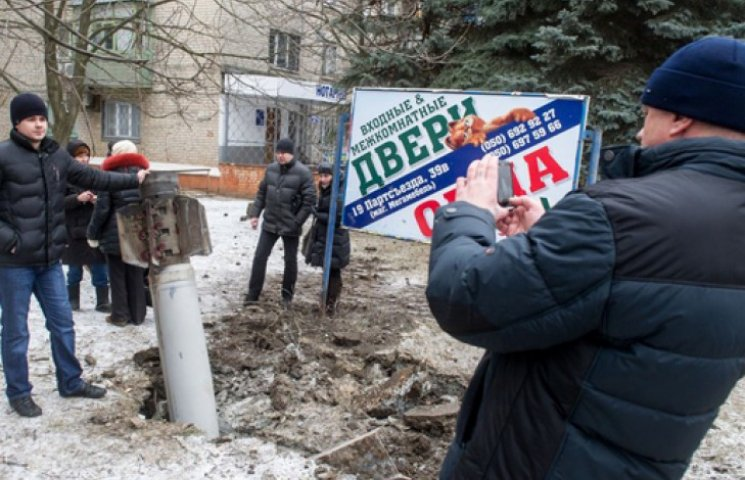 Ущерб от артобстрела Краматорска оценили в 3,5 млн грн