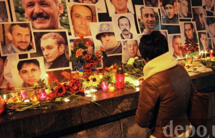 Порошенко запровадив День Героїв Небесної сотні 20 лютого