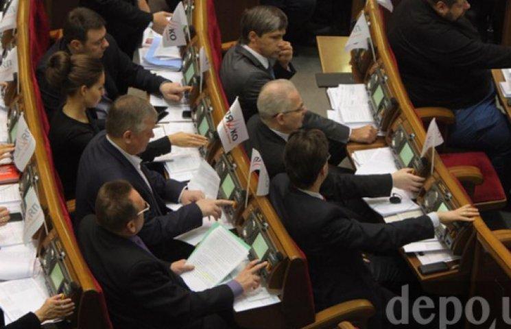 Рада ограничила работу российских СМИ в Украине