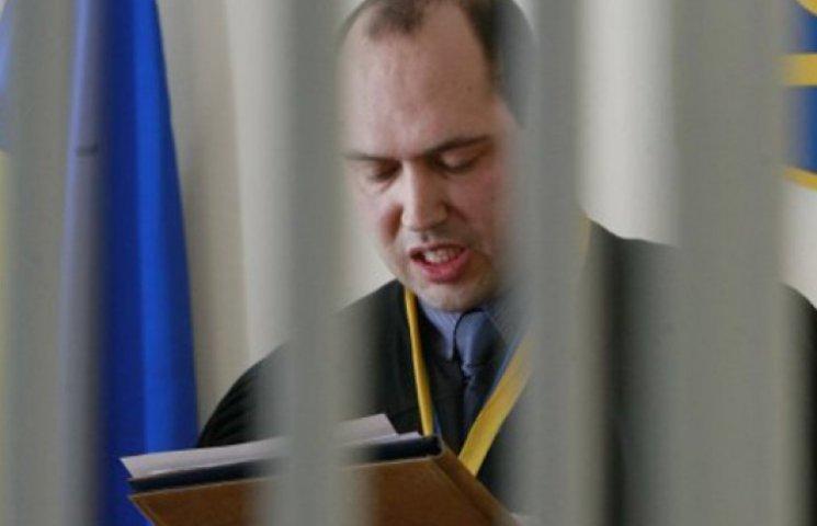 Суддя, якого Шокін хоче заарештувати, терміново захворів