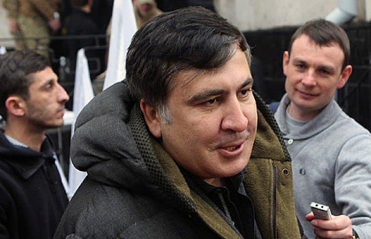 Саакашвілі розповів, чому не став головним антикорупціонером України