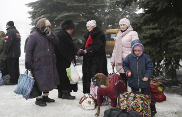 На адаптацію біженців Україна витратить три млрд гривень