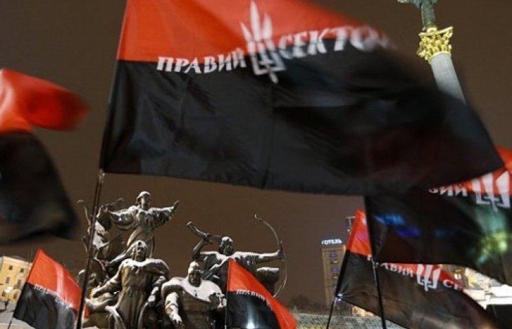 «Правый сектор» пообещал не нарушать Минские соглашения