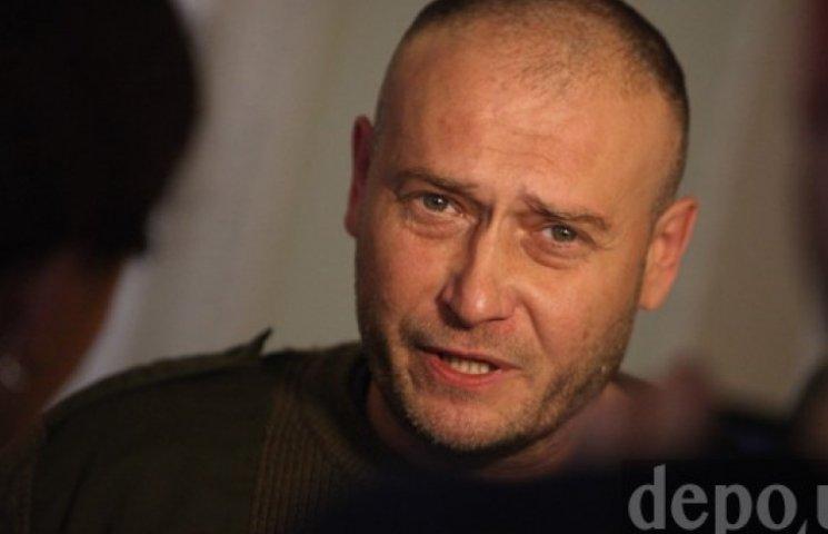 Пропаганда боевиков опять «спекулирует» на Яроше