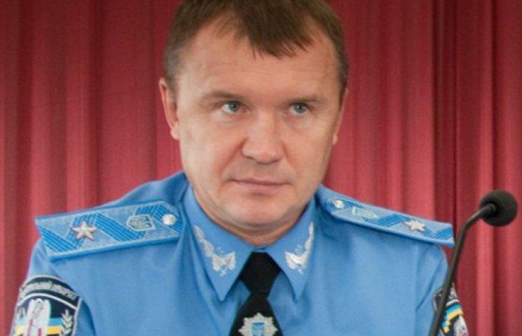 Запорожским губернатором назначен главный милиционер области