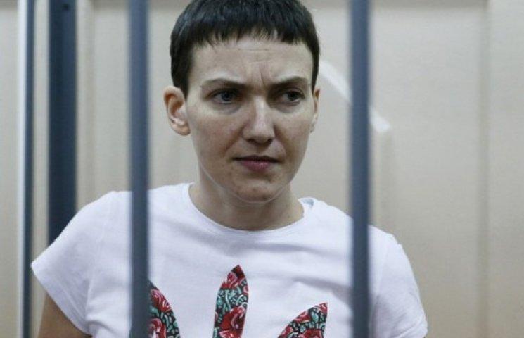 Голодуючу Савченко оглянули німецькі лікарі