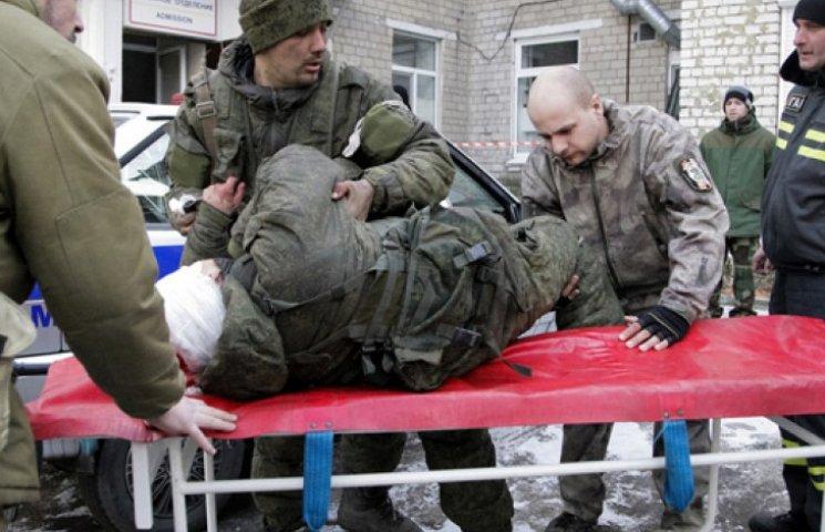 При виході з Дебальцевого поранені 30 з 2000 військових - Порошенко