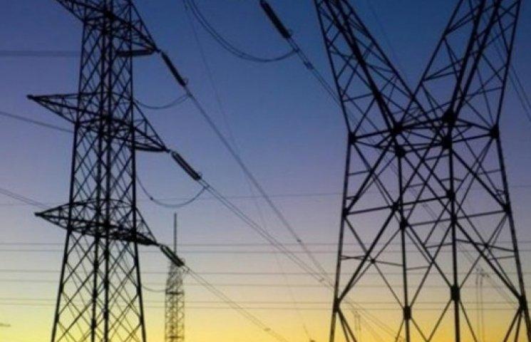 Яценюк припинив розрахунки за електрику, закуплену в зоні АТО