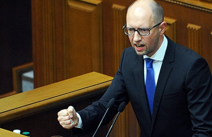 Яценюк обещает доплатить семьям Небесной Сотни