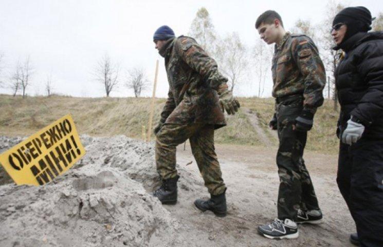 В Николаевской области стартовали военные учения