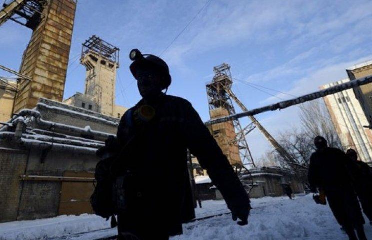 В Украине остановят 12 шахт и уволят 10 тыс. шахтеров-пенсионеров