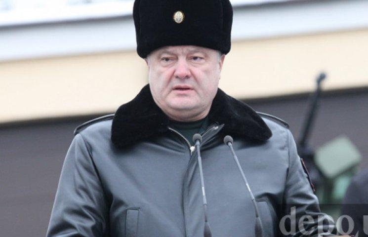 Порошенко схвалив надзвичайні заходи через російську агресію