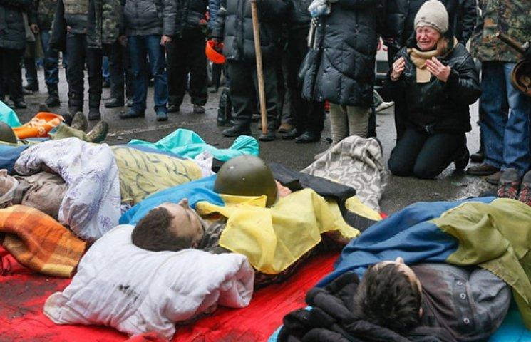 Порошенко о преступлениях против Майдана: «Еще не одна голова полетит»