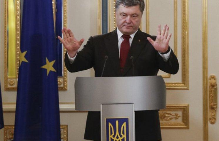 Порошенко на трех языках обратился к крымчанам и пообещал вернуть полуостров