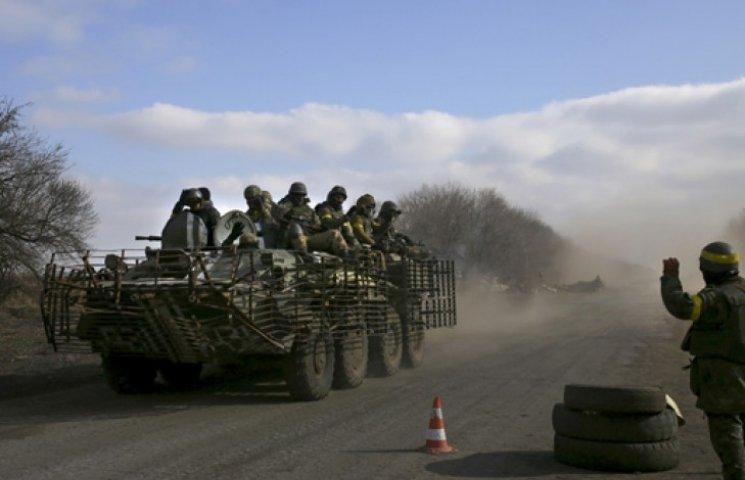 Украинские военные покинули «дебальцевский ад» организованно – вывод комитета