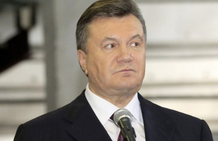 Втікач Янукович розродився національною ідеєю для українців