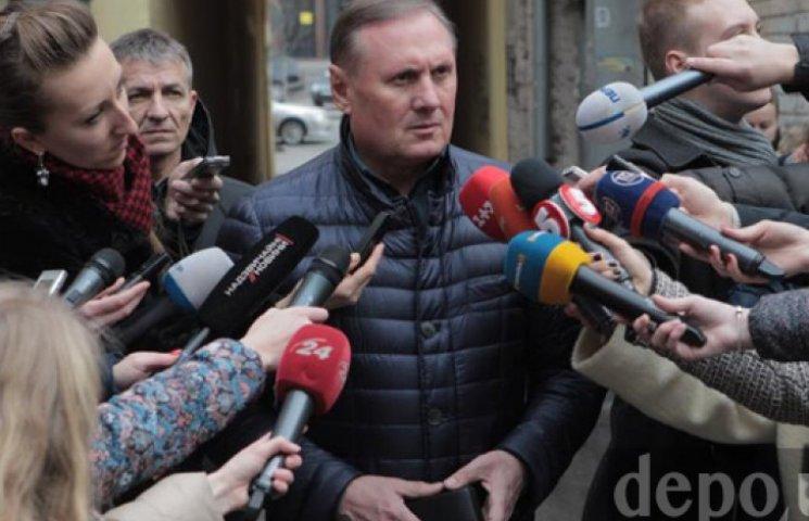 Єфремов поскаржився, що його квартиру в Луганську обікрали