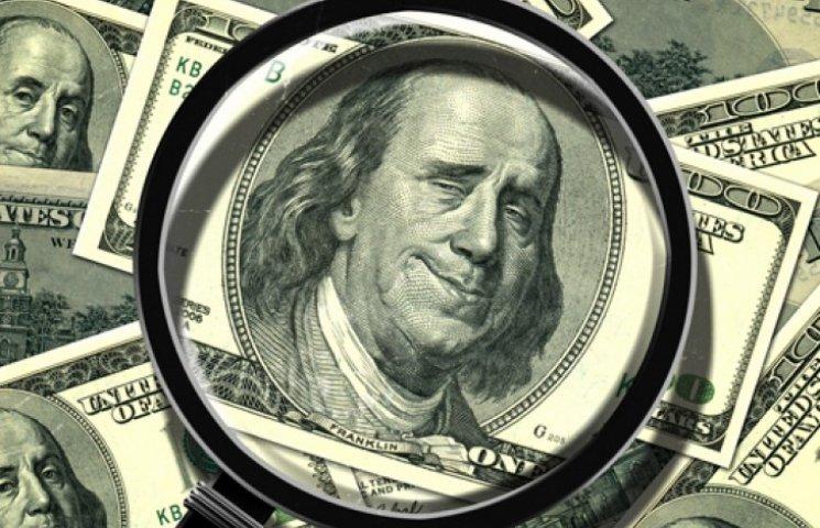 АНЕКДОТ ДНЯ про доллар