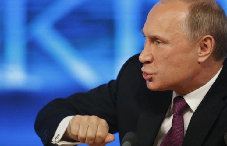 Путин поставил Украине ультиматум – Кучма