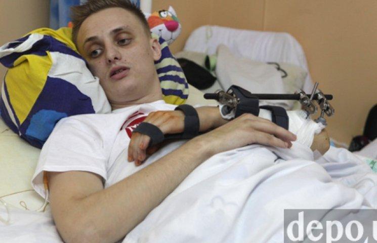 Журналіст, поранений у Краматорську: Я б…