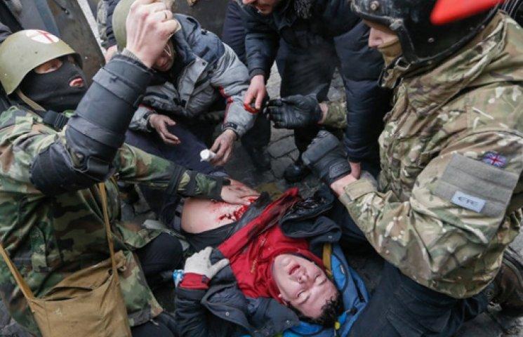 Порошенко прирівняв поранених на Євромайдані до інвалідів війни