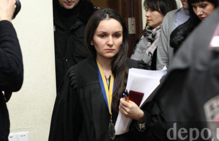 Суддя Царевич переслідувала Автомайдан з особистих інтересів - прокуратура
