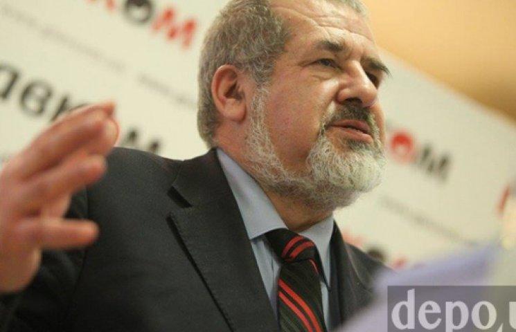 Чубаров закликав терміново налагодити транспортне сполучення з Кримом