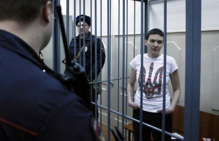 Савченко в листі Джемілєву: «Ви голодували 303 дня! І я витримаю, скільки потрібно»