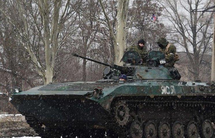 Главарь «ДНР» не покажет ОБСЕ, куда боевики отводят военную технику