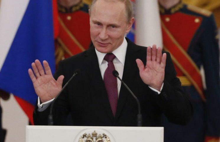 Путин объявил день начала оккупации Крыма праздником
