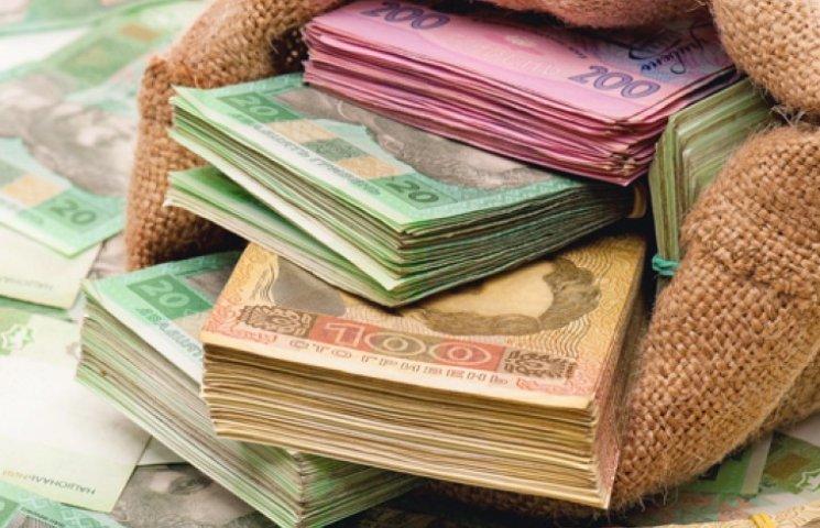 Дефіцит держбюджету в січні-2015 зріс до 9 млрд грн
