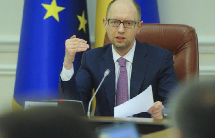 Яценюк видит спасение экономики в увеличении внутреннего производства