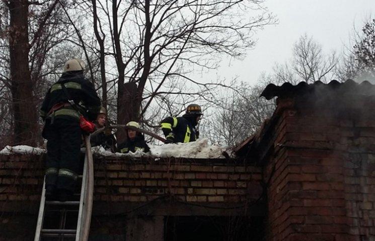 На Сумщині пожежники врятували п'ятьох чоловік