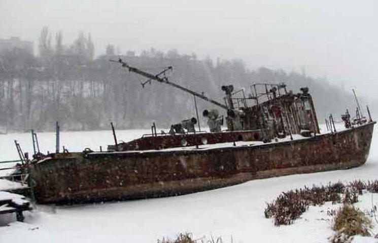 У Вінниці подарують друге життя рятувальному кораблю
