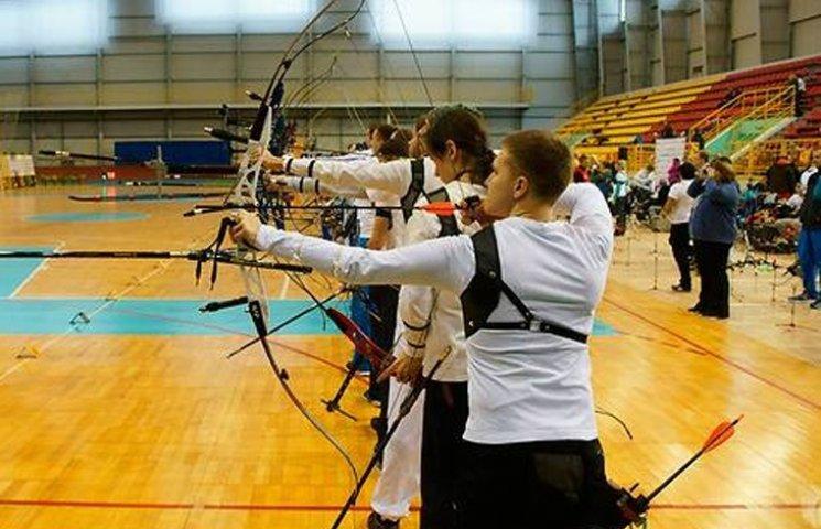 Сумські лучники отримали нагороди на чемпіонаті України