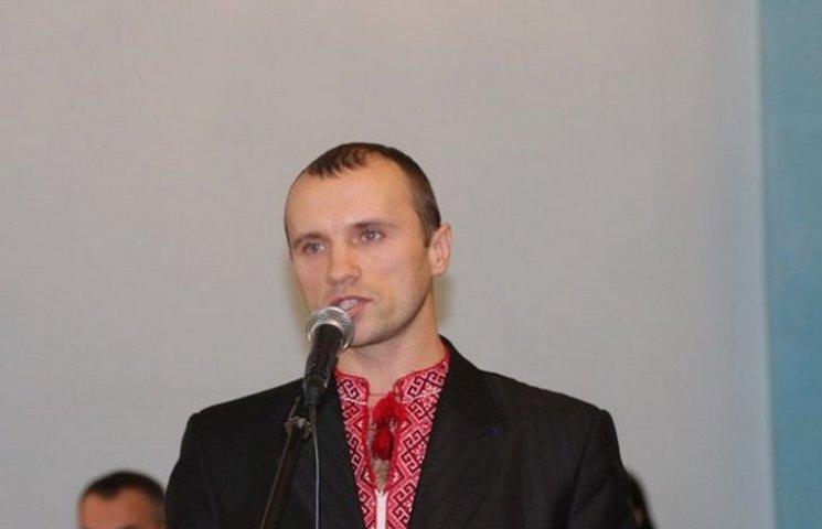 """В Виннице депутат-""""свободовец"""" со скандалом ушел из партии"""