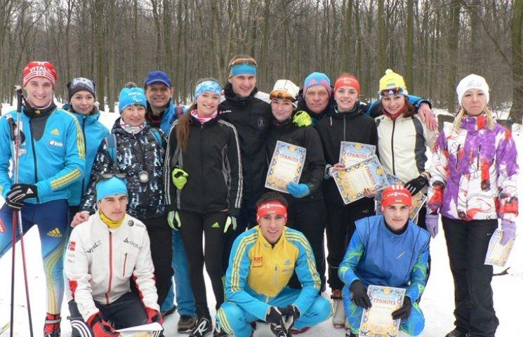 СумДУ переміг у обласному чемпіонаті ВНЗ з лижних перегонів