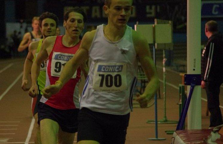 Сумські легкоатлети повернулися із Запоріжжя з перемогою