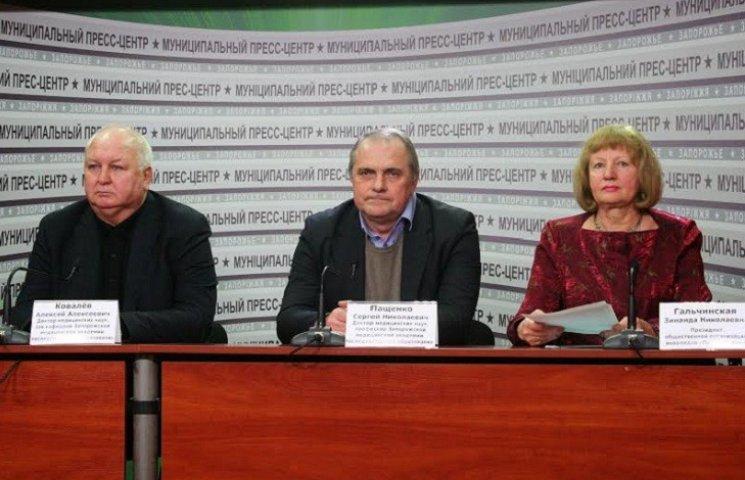 У Запорізькій області в середньому щороку виявляють близько 6 тисяч онкохворих, помирає – близько 5 тисяч