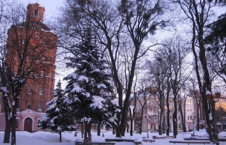 В четвер у Вінниці прогнозують сніг з дощем