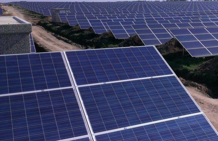 На Вінниччині виділили шість гектарів під сонячну електростанцію