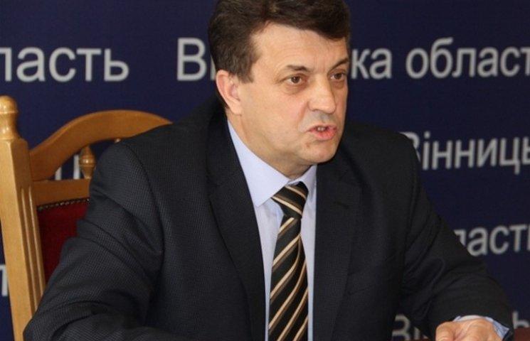 Антикоррупционное бюро проверит, не злоупотреблял ли властью председатель Винницкого облсовета