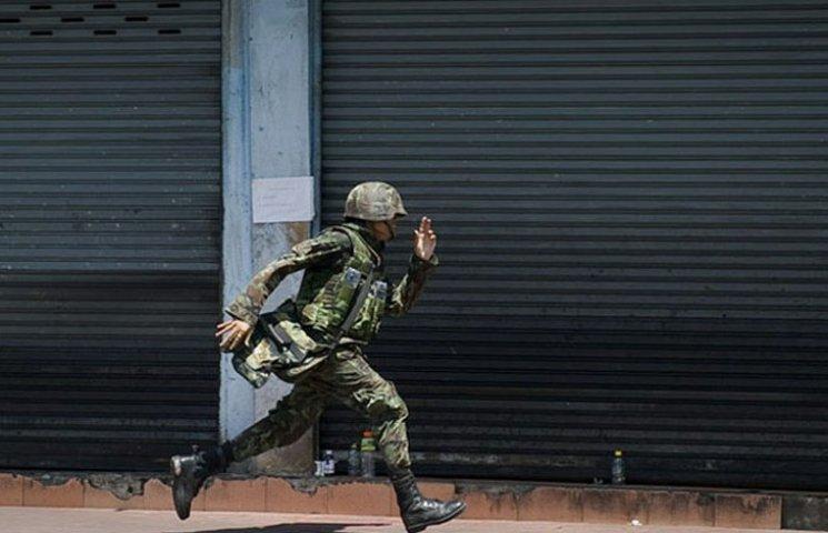 """На Запоріжжя за два місяці """"прогулу"""" солдат відбувся гауптвахтою"""