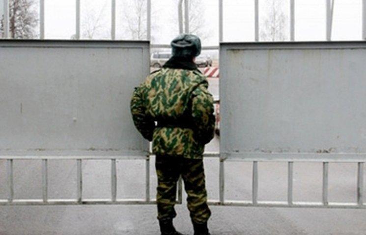 За самоволку боєць на Сумщині отримав три роки тюрми