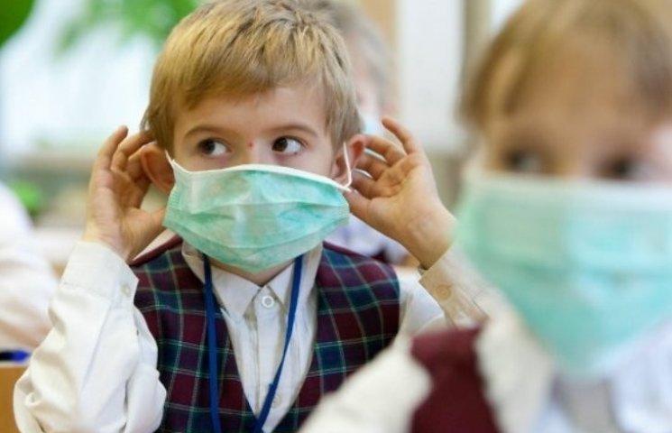 На Миколаївщині рівень захворюваності на грип та ГРВІ вище порогового на 12,8%