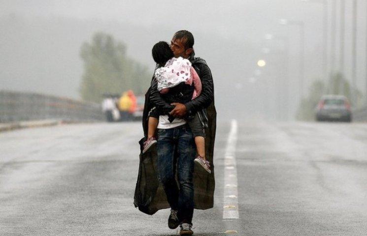 Закарпатці казкують: Чим загрожують біженці нашій затишній Європці