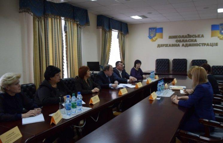 На Миколаївщині розпочато проект з гендерно-орієнтованого бюджетування
