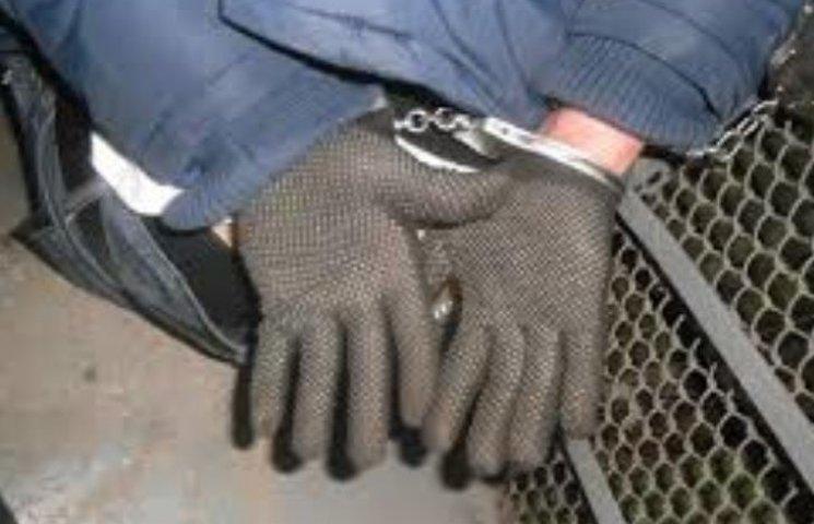 У Миколаєві крадій бризнув п