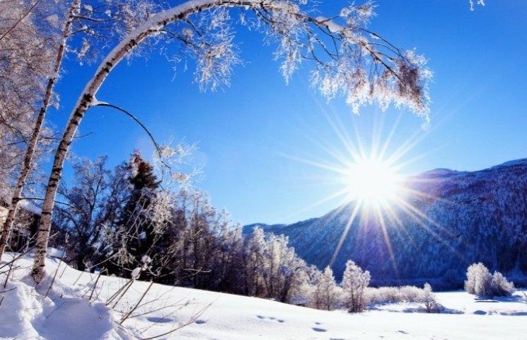 Закарпаття: прогноз погоди на 6 лютого - перелом зими